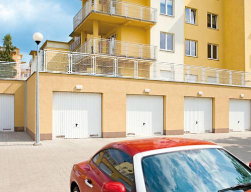Realizácie garážove brány